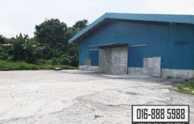 Warehouse at 7th Mile, Kuching