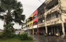 3 Storey Intermediate Shophouse at Jalan Tabuan Kuching