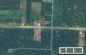 6 Acres Main Road (1st Lot) Land at Asajaya Kuching