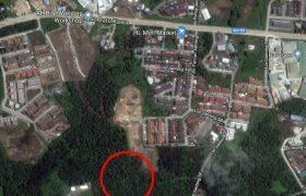 2.06 Acres Land at Jalan Batu Kawa, Kuching