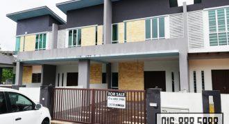 Double Storey Terrace Intermediate at Bowood Villas, 7th Mile Kuching