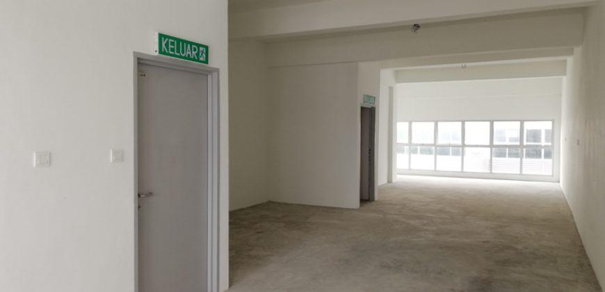 4 Storey Intermediate Shophouses at City Square Pending, Kuching