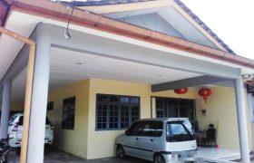 Single Storey Semi D at Jalan Dogan, Kuching