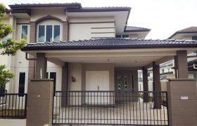 Double Storey Semi Detached House at Taman Gateway Height, Kota Samarahan
