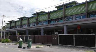 Double Storey Intermediate Terrace House at Taman Kalien, 7th Mile, Kuching