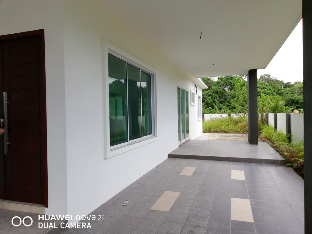 Double Storey Semi Detached House at Jalan Kong Ping, Kuching