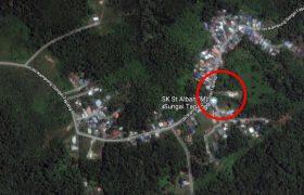 1.3 Acres Vacant Land at Jalan Kampung Sungai Tapang, Kuching