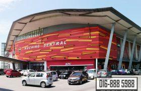 2nd Floor Strata Title Unit at Kuching Sentral, Kuching