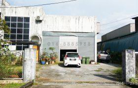 Double Storey Semi-D Industrial Warehouse at Muara Tabuan Light Industrial Park, Kuching