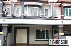 Double Storey Intermediate Terrace House at Sungai Tapang, Kuching