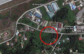 2.94 Acres Vacant Land at Jalan Kampung Sungai Tapang, Kuching