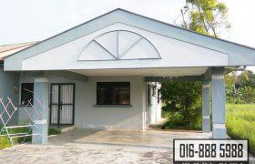 Single Storey Semi Detached House at Taman Paradise, Kuching