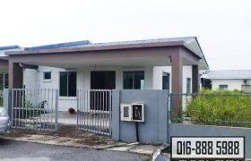 Single Storey Terrace Corner at Taman Tanjung Tuang, Kota Samarahan