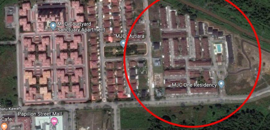 One Residency Townhouse (Upper Unit) at MJC, Batu Kawa