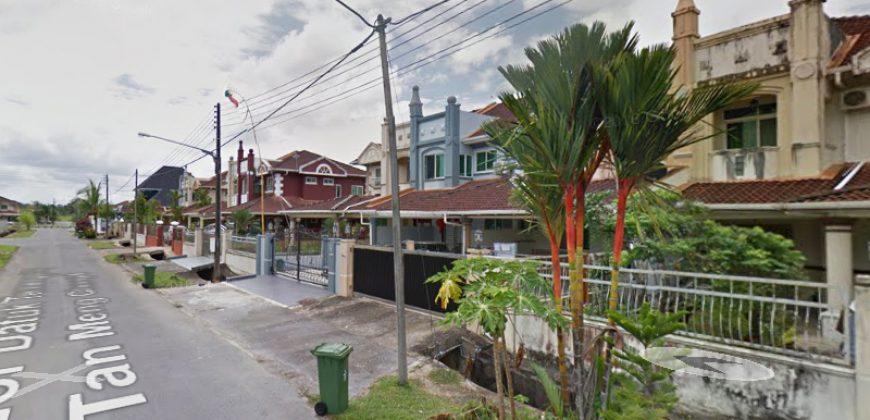 Double Storey Semi D at Datuk Temenggong Tan Meng Chong, Kuching