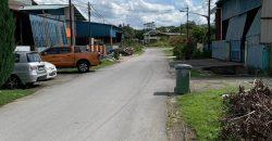 2 Units of Double Storey Semi D Warehouse at 10th Mile, Kuching