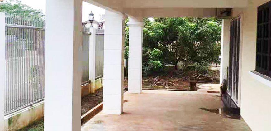 Double Storey Terrace Corner at Jalan Song, Kuching