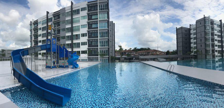 New Liberty Grove Condo at Kota Sentosa, Kuching