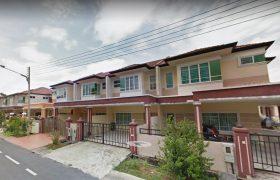 Double Storey Intermediate Terrace at Uni Garden, Kota Samarahan
