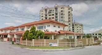 Double Storey Terrace Corner at Jalan Wan Alwi, Kuching (Near Vivacity)
