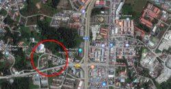 49 Points Land at Jalan Batu Kitang, Kuching (2 Lots)