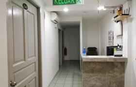 Budget Hotel at 3rd Mile, Kuching