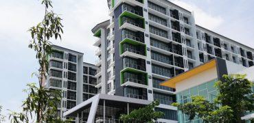 Gala Residences at Jalan Tun Jugah, Kuching (Near Premier 101)