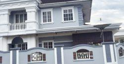 Double Storey Semi D at Lorong Setia Raja, Stutong Kuching