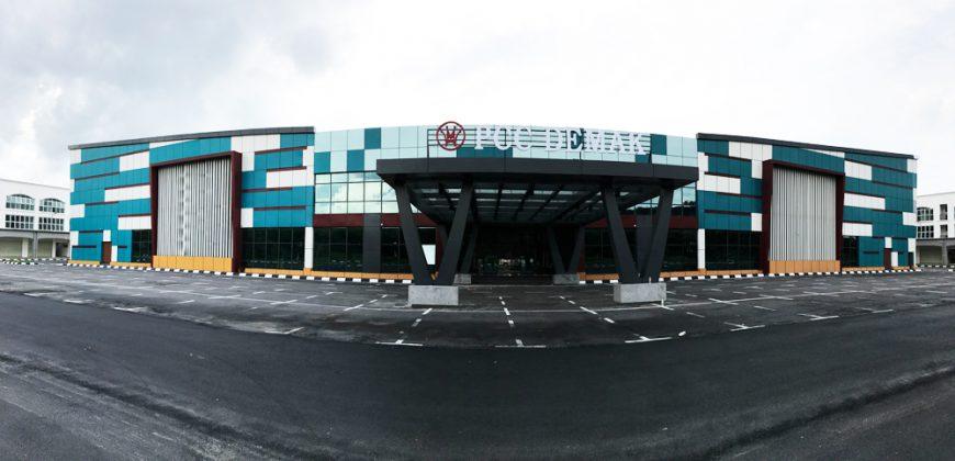 3 Storey Shophouse at Jalan Bako, Kuching