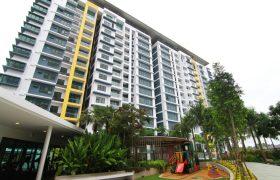 Rivervale Condominiums at Jalan Stutong, Kuching