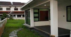 Double Storey Semi D at Tabuan Jaya Baru 2, Jalan Stutong Kuching (Renovated)