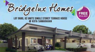 Bridgelux Homes at Kota Samarahan