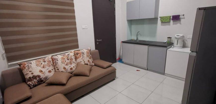 Fully Furnished Studio Unit at Liberty Grove Apartment, Kuching