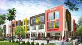 Central Sentosa – 3 Storey Intermediate Shophouse at Kota Sentosa, 7th Mile Kuching