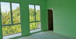 3 Storey Town Villa at Academia Lane, Kota Samarahan