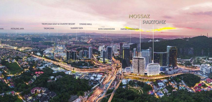 Mossaz @ Empire City