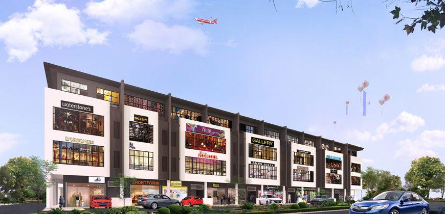 Parkway Stutong – 4 Storey Shophouses at Jalan Stutong Baru, Kuching