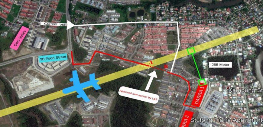 Stutong Tiarra 2 Block A at Stutong, Kuching