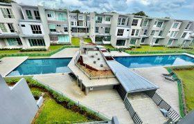 3 Storey Academia Lane at Kota Samarahan