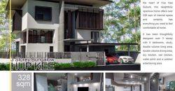 Detached House at Jalan Hup Kee, Kuching