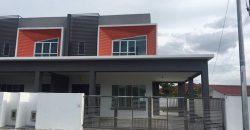 Double Storey Terrace Corner at Stephen Yong, Kuching