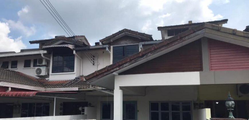 Double Storey Terrace Intermediate House at Tabuan Jaya, Kuching
