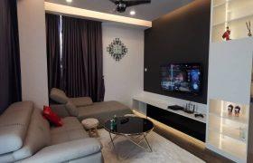 HK Square 3 Bedrooms Corner Unit (Dual Keys) at Stapok, Kuching