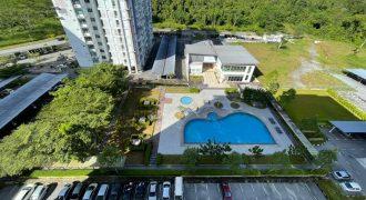 Fully Furnished Sapphire On The Park Condominium, Kuching