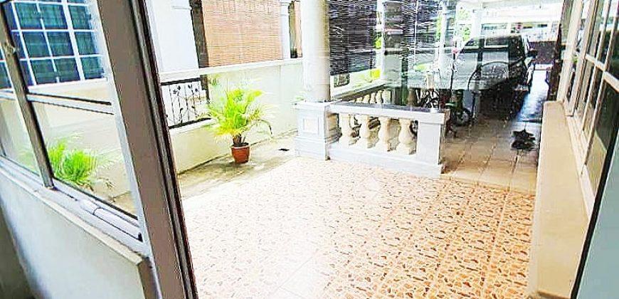 Double Storey Semi D House at Jalan Song, Kuching