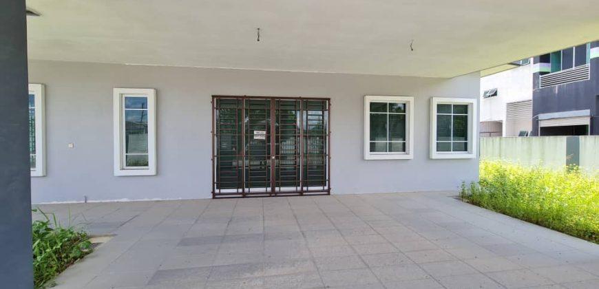 Double Storey Semi D House at Muara Tabuan