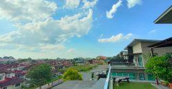 3.5 Storey Semi Detached House at Symphony Lane, Kuching