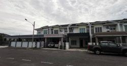 Double Storey Intermediate Terrace House at Tabuan Tranquility 4, Kuching