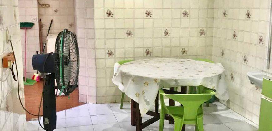 Double Storey Semi D House at Three Hills Park, Kuching