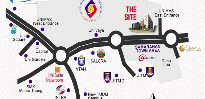 UniSuite @ Kota Samarahan (Near to UNIMAS)